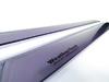 Air Deflectors Rear Windows Light Tint