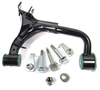 Upper Rear Suspension Control Arm LR051622, Right Hand, Upgraded With Preloaded Semi-Firm Green Polyurethane Bushings And Bolt Kit For Land Rover LR3 And LR4