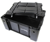 Terrafirma Storage Box, Low Lid Style, Stackable Overland Storage, 1,914 Cubic Inch Capacity