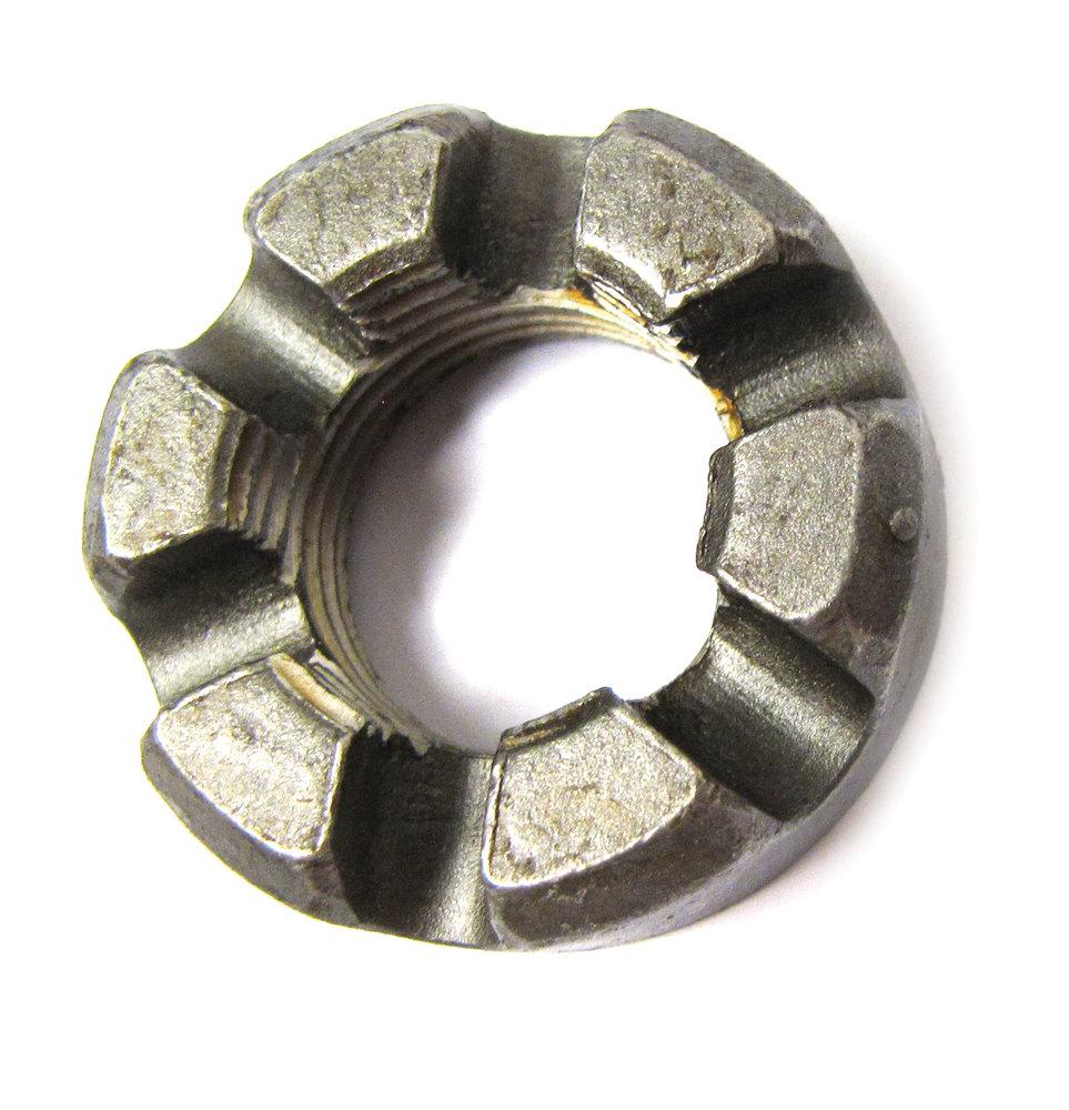 Castle Nut Front III 109