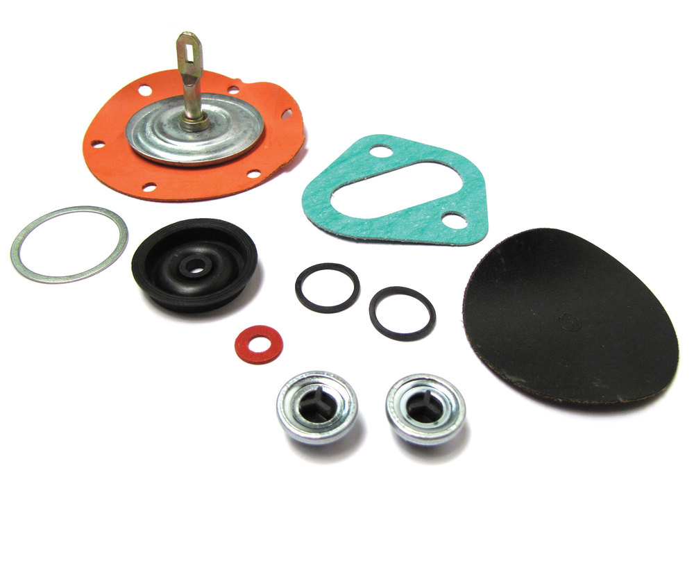 Fuel Pump Maintenance Service Repair Kit For Land Rover Series 2, 2A And 3