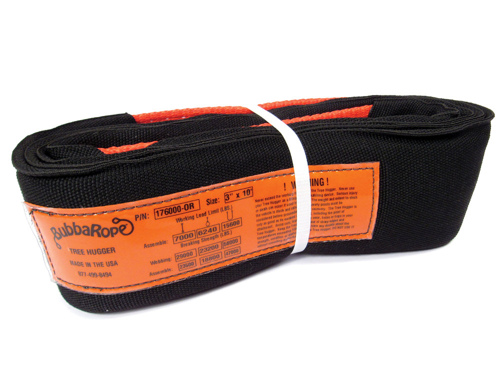 Tree Hugger recovery strap - 176000OR