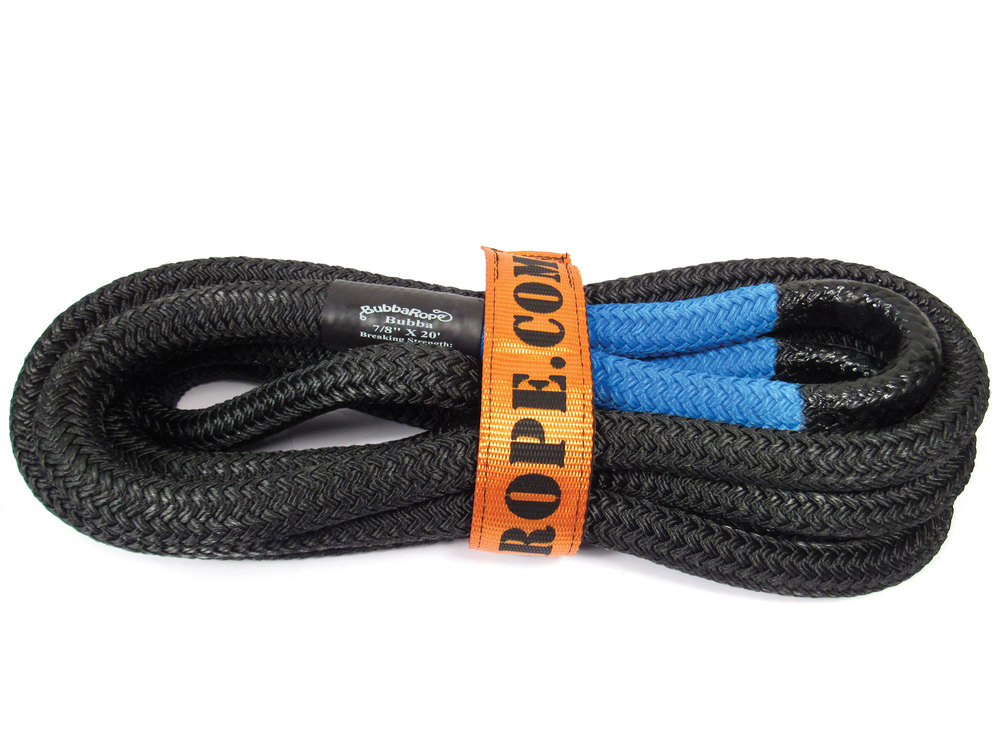 20 foot Bubba Rope - 176660BLG