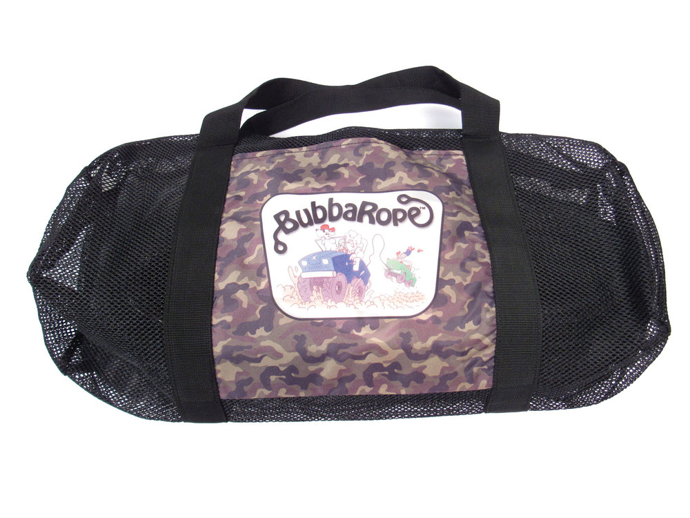 Bubba Rope carrying case