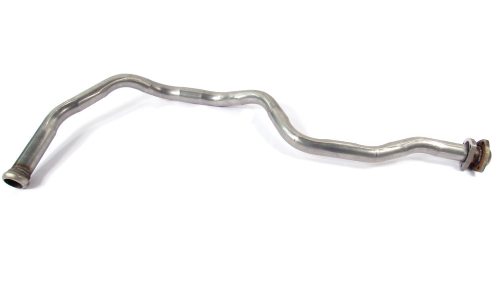 Land Rover Series exhaust pipe - SSLR19