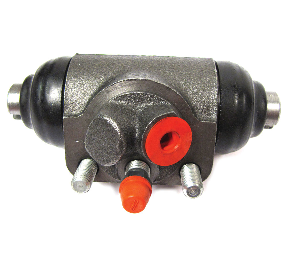 Wheel Cylinder, Left Hand, For Land Rover Series 2, 2A And 3, Front On 88 Inch Models, Rear On 109-Inch Models
