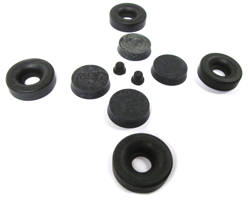 Seal Kit 275744 For Land Rover Series 2, 2A, 3, Front For 88-Inch Vehicles, Rear For 109-Inch Vehicles