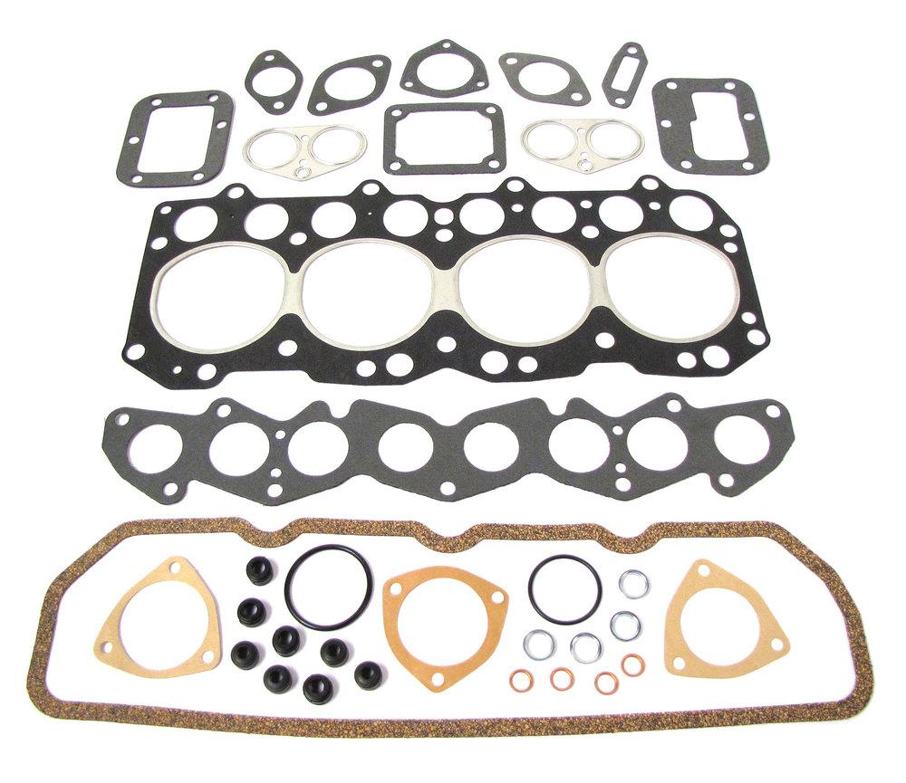 Head Gasket Set: 2.25 Petrol / Gas, Series II , IIA & III