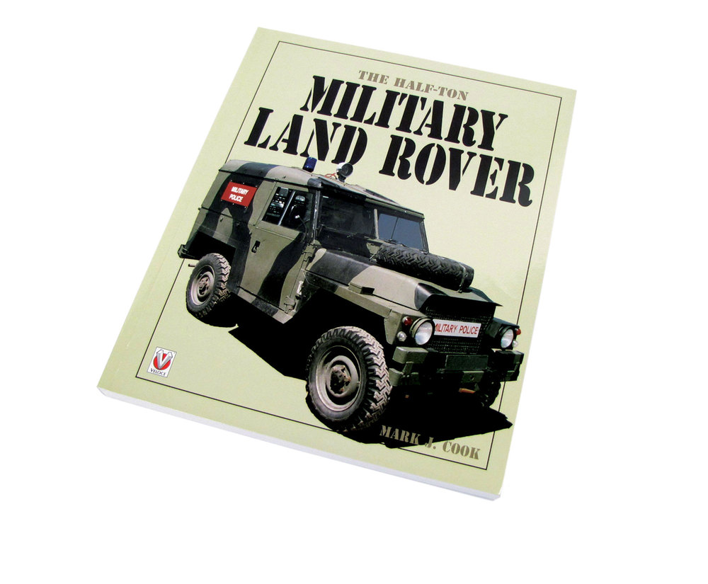 The Half Ton Military Land Rover