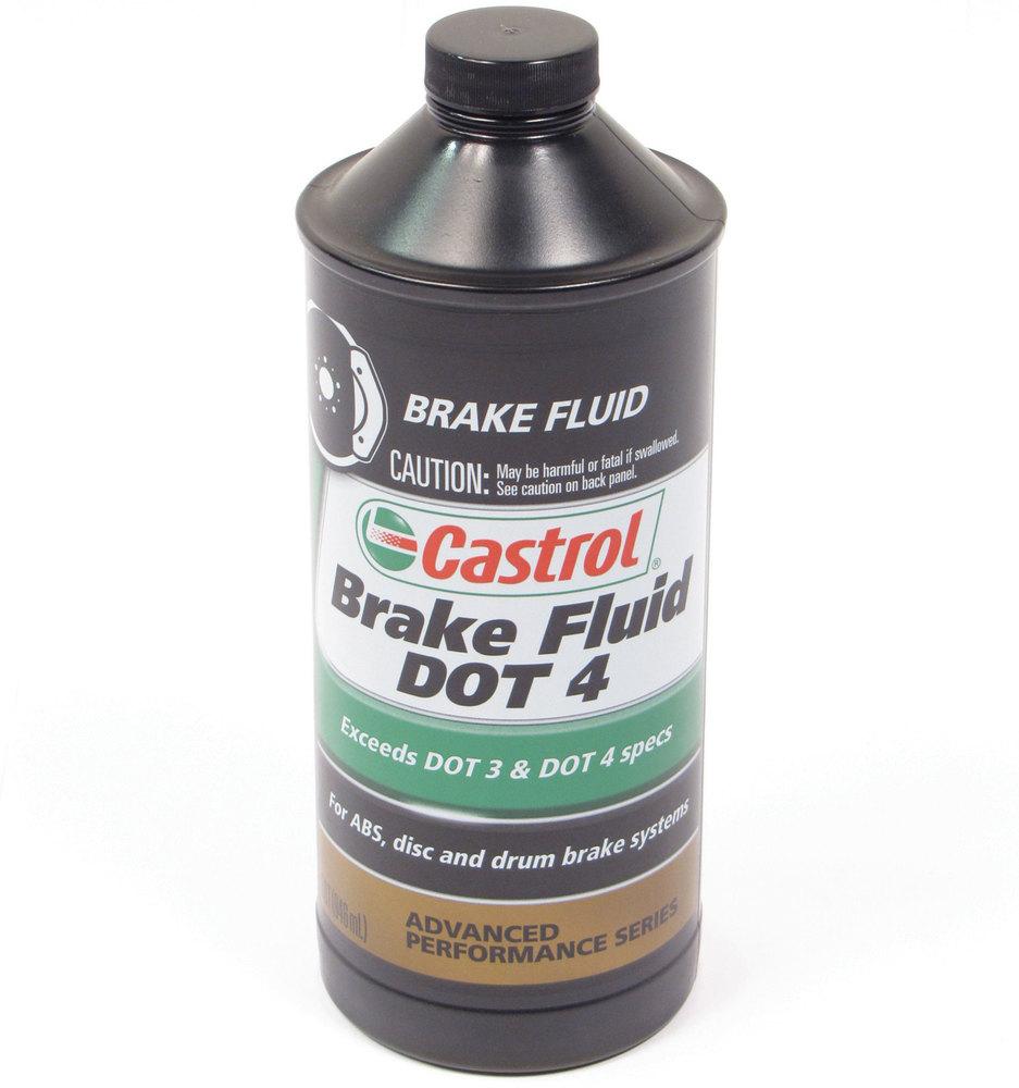 Castrol brake fluid - 33107