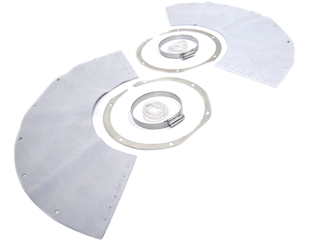 Gaiter Kit For Swivel Balls And Housing 276954 For Land Rover Series 2, 2A, And 3