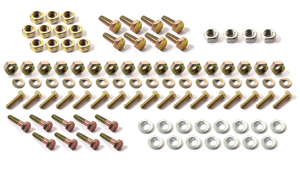 Bolt Kit Exhaust System- All 109