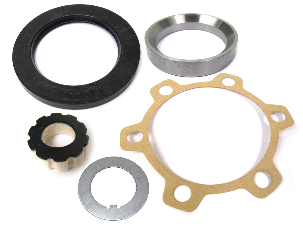 Hub Oil Gasket And Seal Kit For Land Rover Series 1, 2, 2A And 3