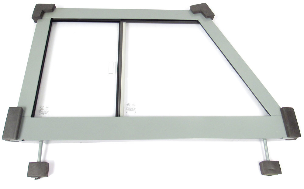 Unglazed Right Hand Door Top For Land Rover Series 2, 2A, And 3