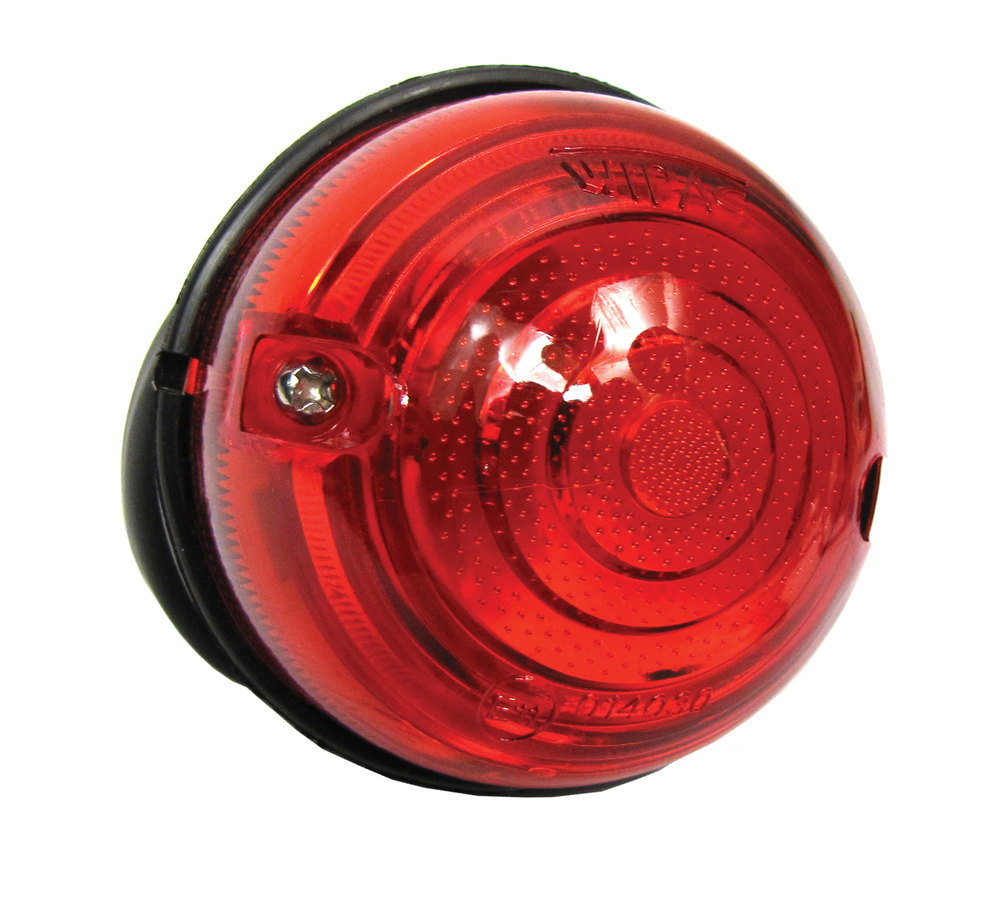 Lamp Assembly - Stop & Tail Lights - Plastic (Red)