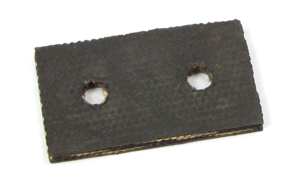 Mounting Pad Rear Floor Xmember