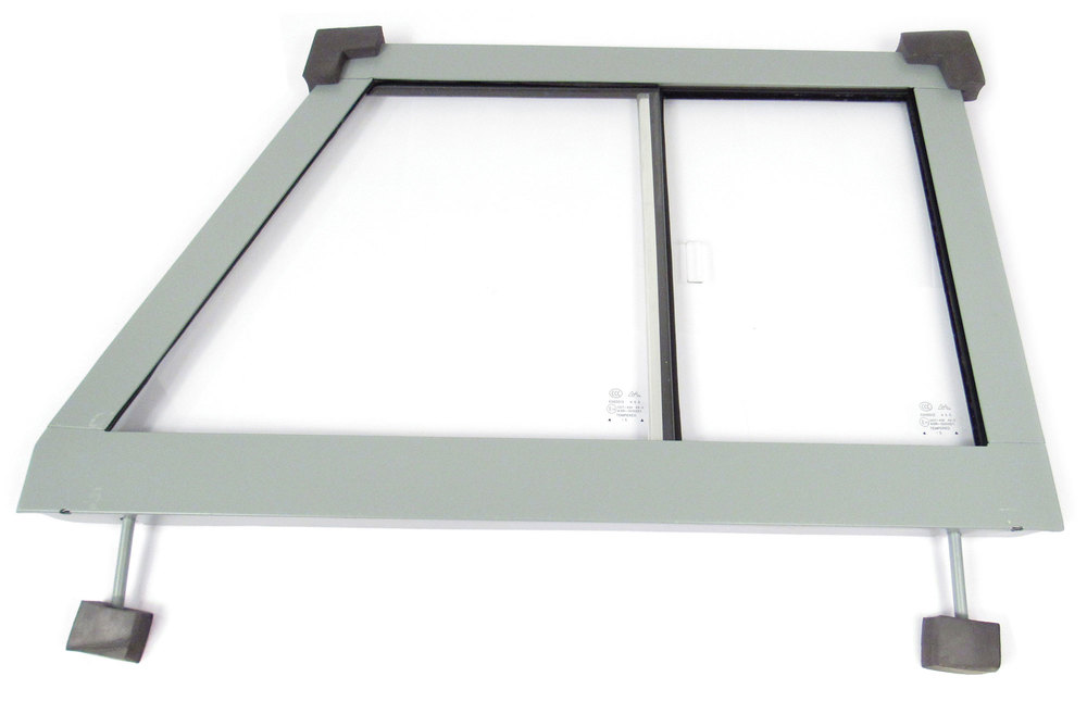 Unglazed Left Hand Door Top For Land Rover Series 2, 2A, And 3