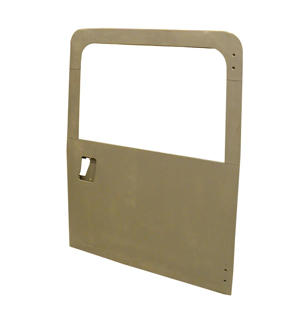 Door Assembly Rear W/Glass