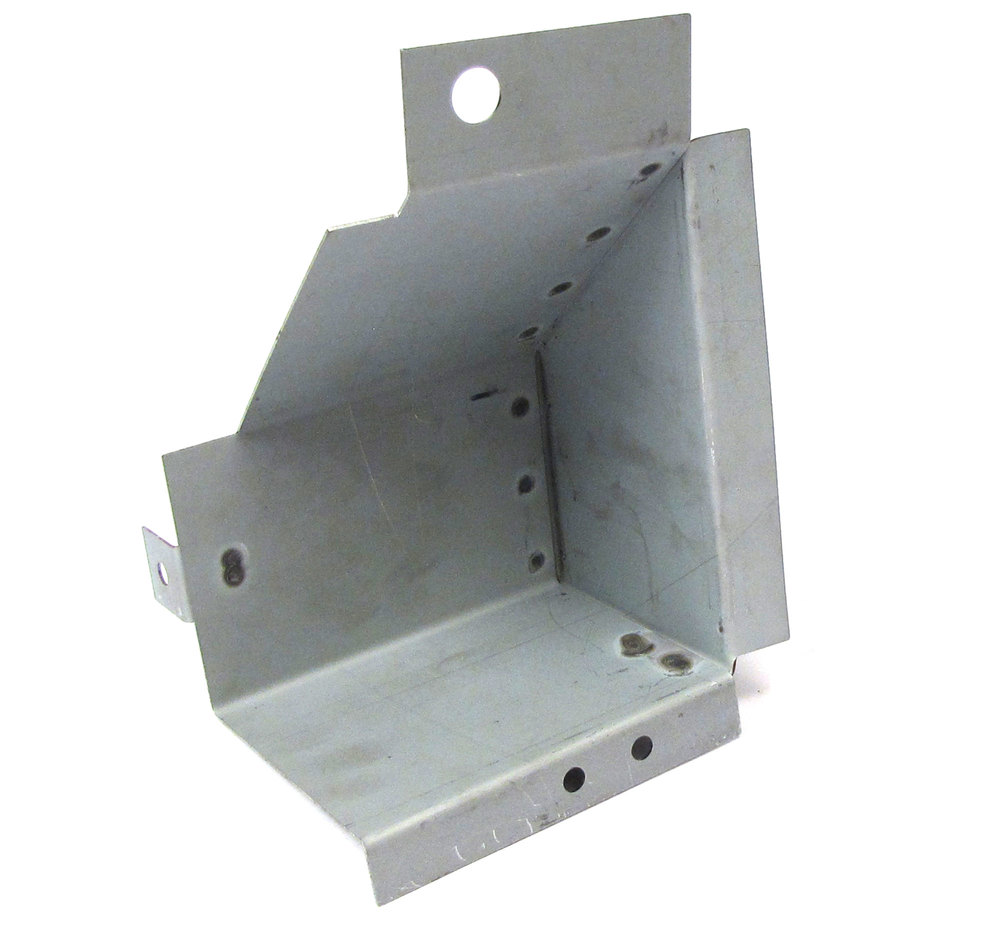 Cover For Steering Box Left Hand