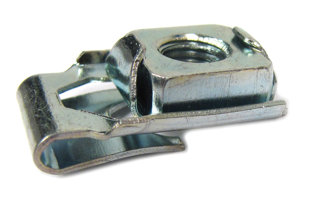 Captive Nut For Door Hinge Post On Land Rover Defender 90 And 110, And Series 2, 2A And 3