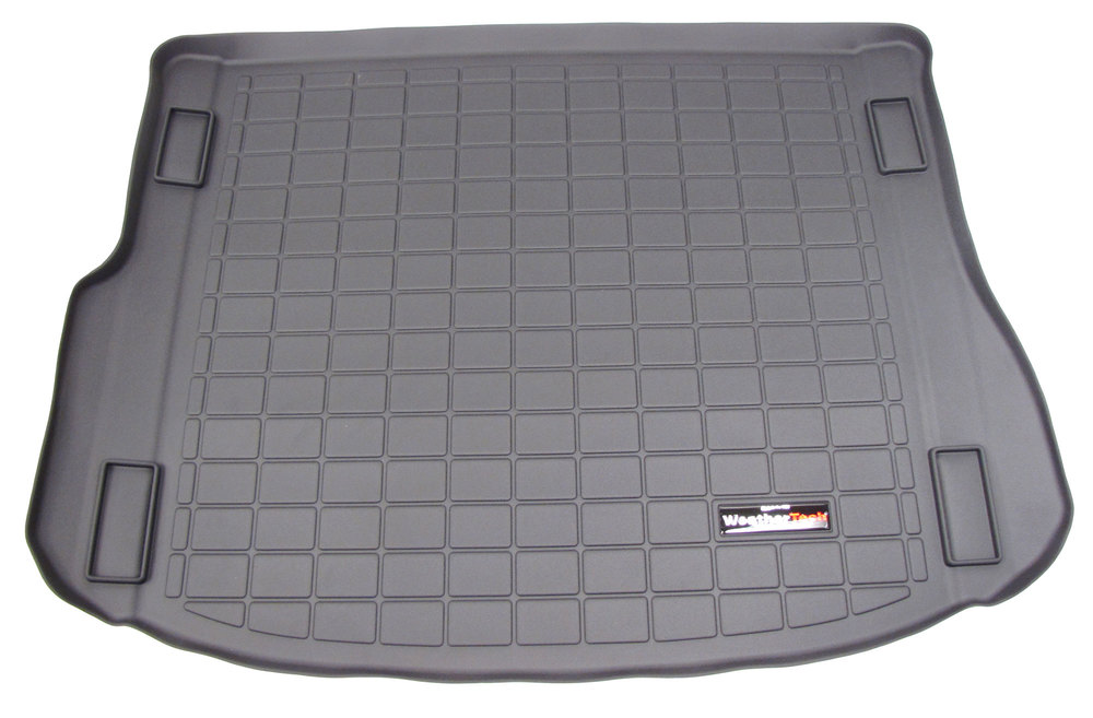 WeatherTech Cargo Liner Black Evoque 2012 - Up