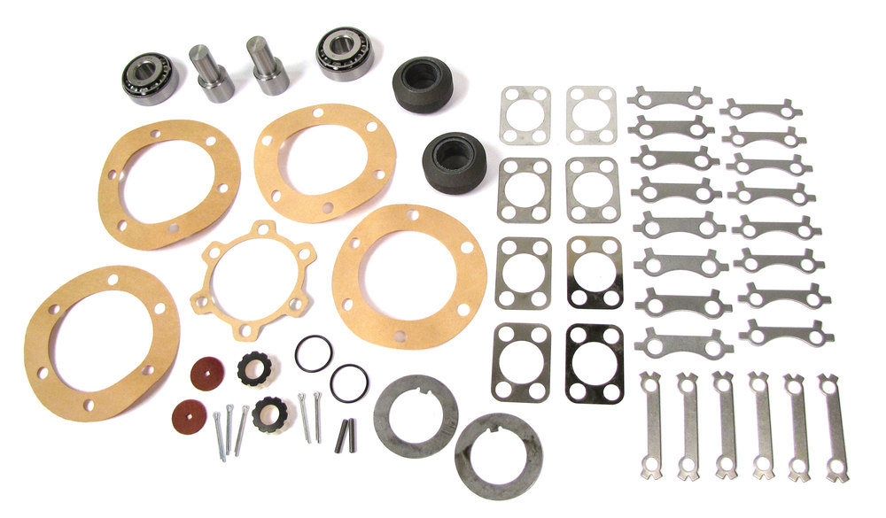 Swivel Pin Overhaul Kit 532268 For Land Rover Series 2 And 2A