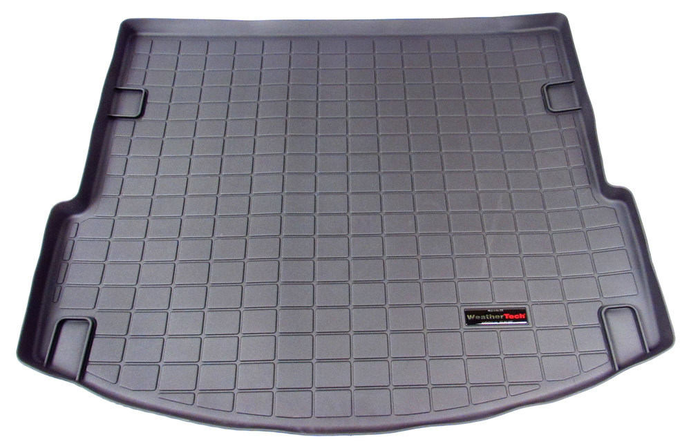 Cargo Liner Black Behind 2nd Row With 3rd Row Seating