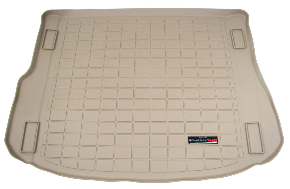 WeatherTech Cargo Liner Tan Evoque 2012- Up