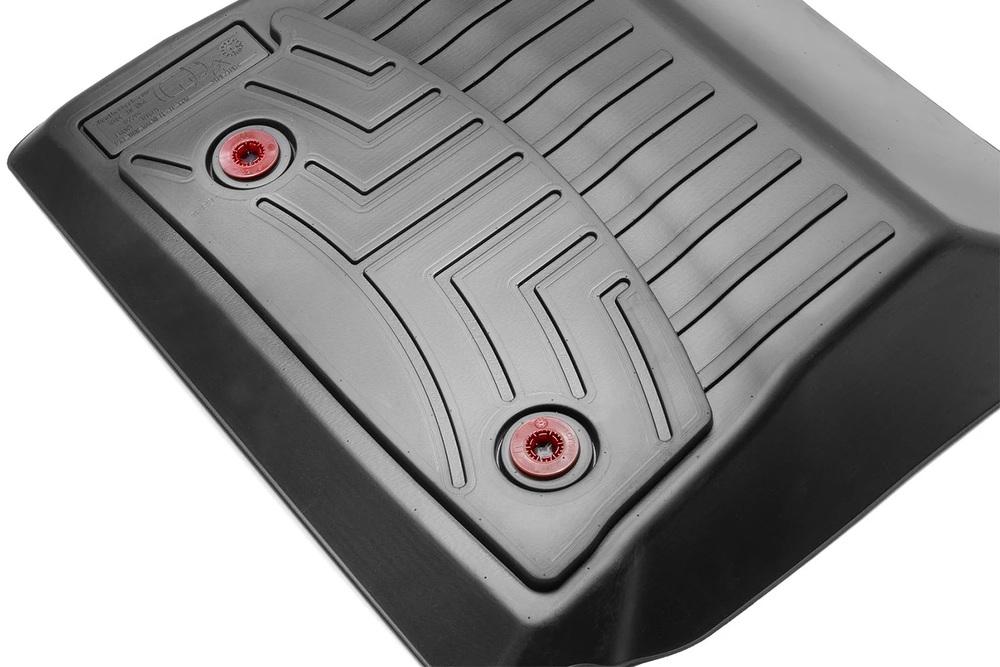 WeatherTech floorliners for Defender 110 4416291