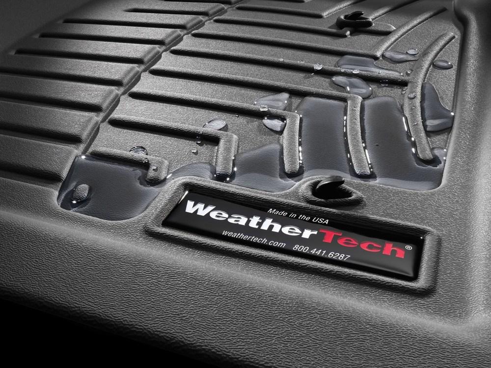 weathertech floorliner 2nd row defender 4416293