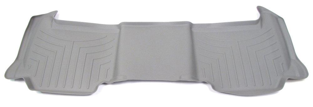 Floorliner™ Molded Mat By Weathertech® Rear Seat Grey