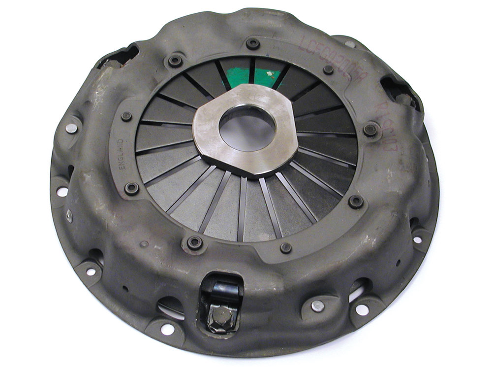 Clutch Pressure Plate Land Rover Series 2 And 2A With 9.5-Inch Clutches