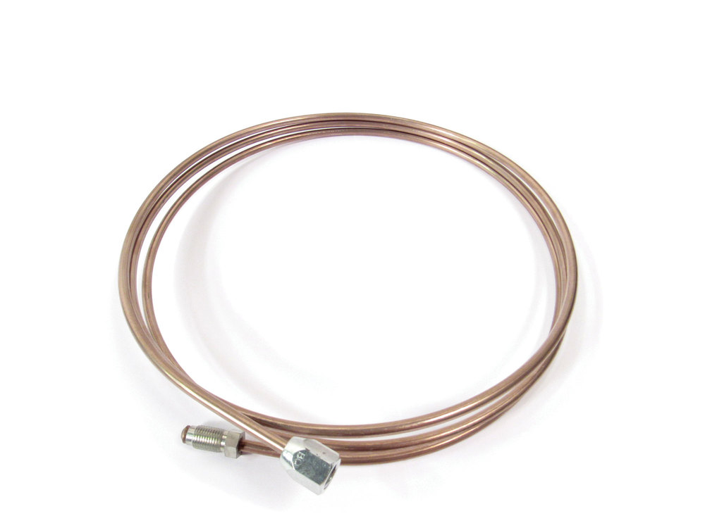 Brake Pipe - LH Junction Box To Flexible Hose Front
