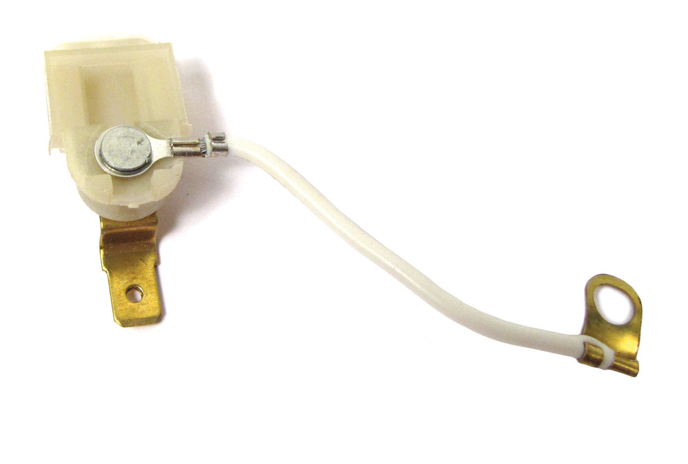 Distributor Side Wire From Points