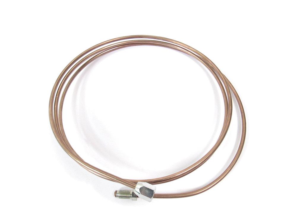 Brake Pipe - 109 - Junction To Rear Hose