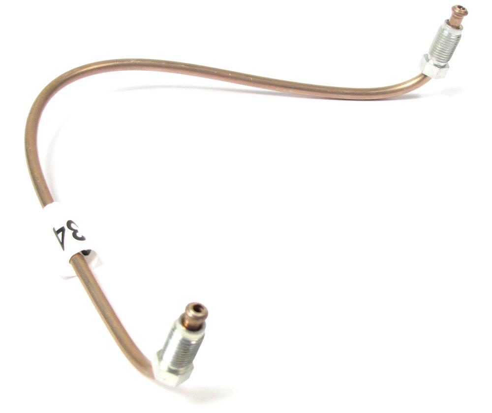 Brake Pipe - Top To Bottom Wheel Cylinders - 109