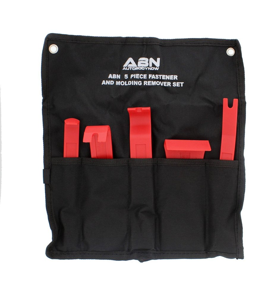 ABN Auto Trim Removal Tool Kit In Roll