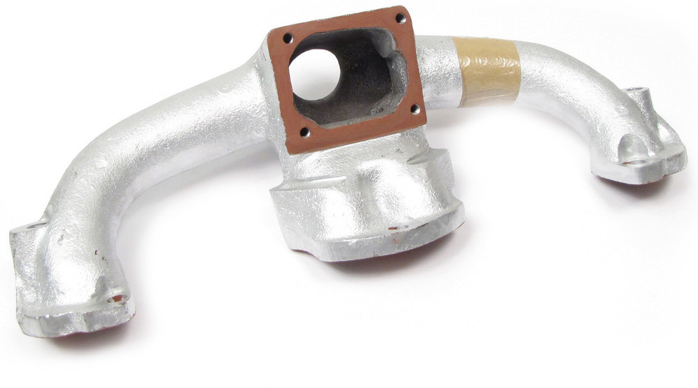 Exhaust Manifold, 2.25 Gas / Petrol For Land Rover Series 2, 2A And 3