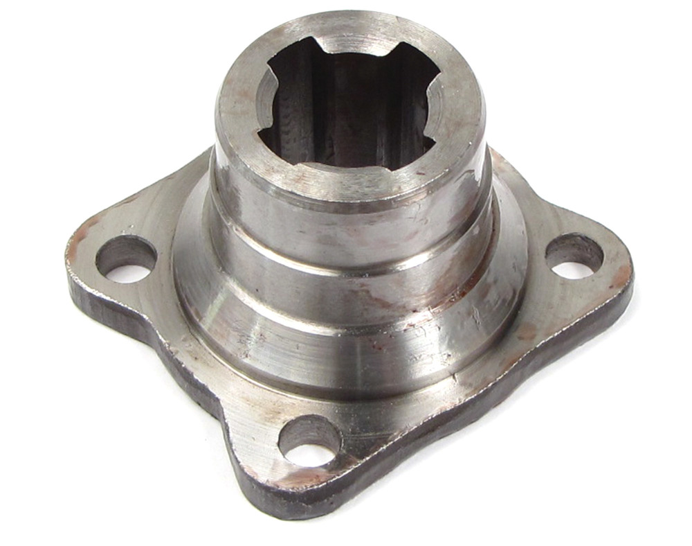 Differential Drive Flange 236632, 4-Bolt, For Land Rover Series 2, 2A, And 3
