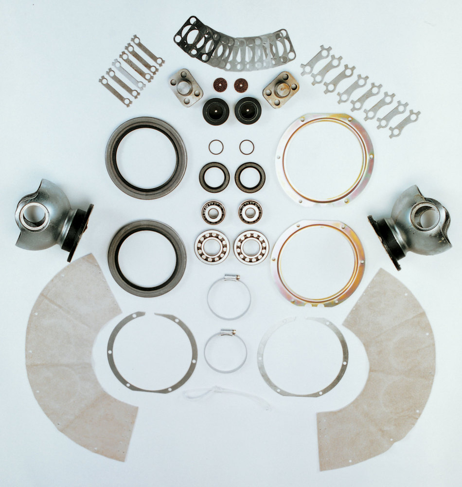 Swivel Ball Rebuilding Kit For Land Rover Series 2A (Late Models) And Series 3 Only