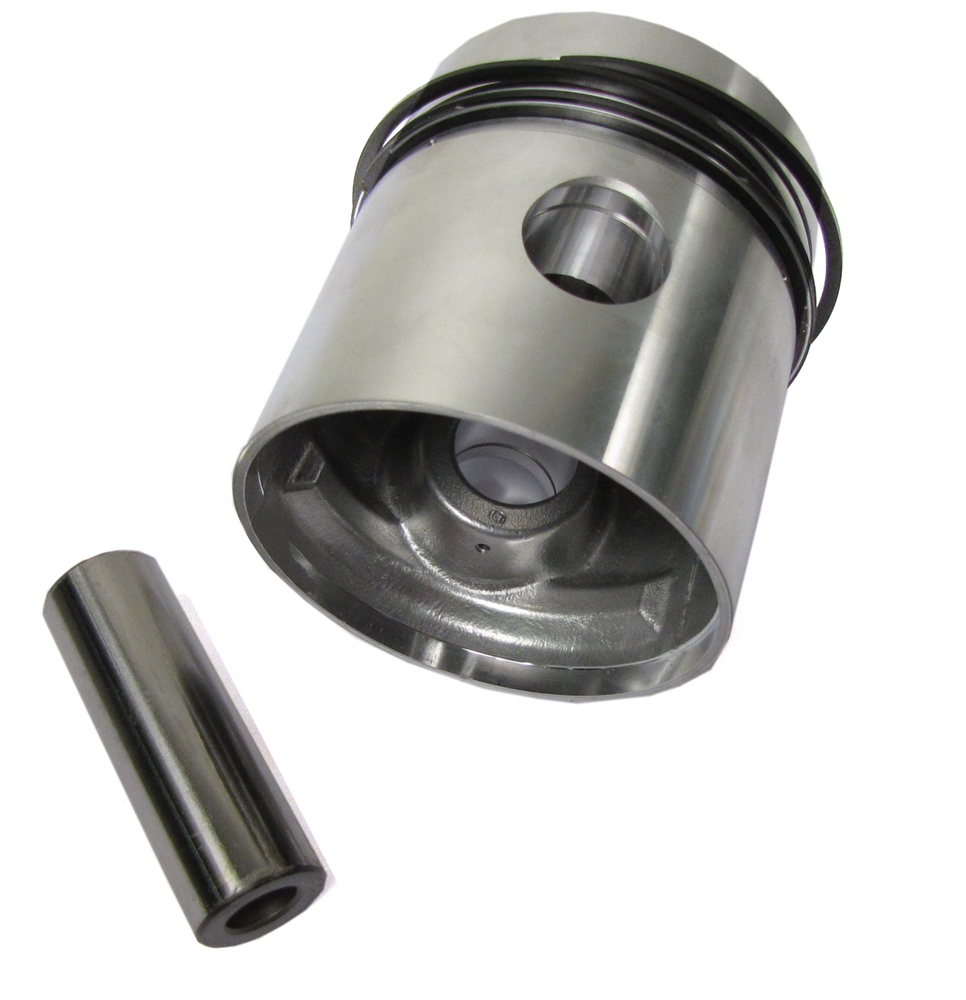 Piston Assembly - .030 - 2.25 Gas