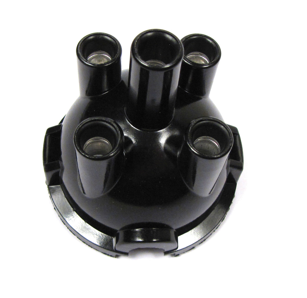 Distributor Cap With Push-In Connections For Land Rover Series 2, 2A, And 3