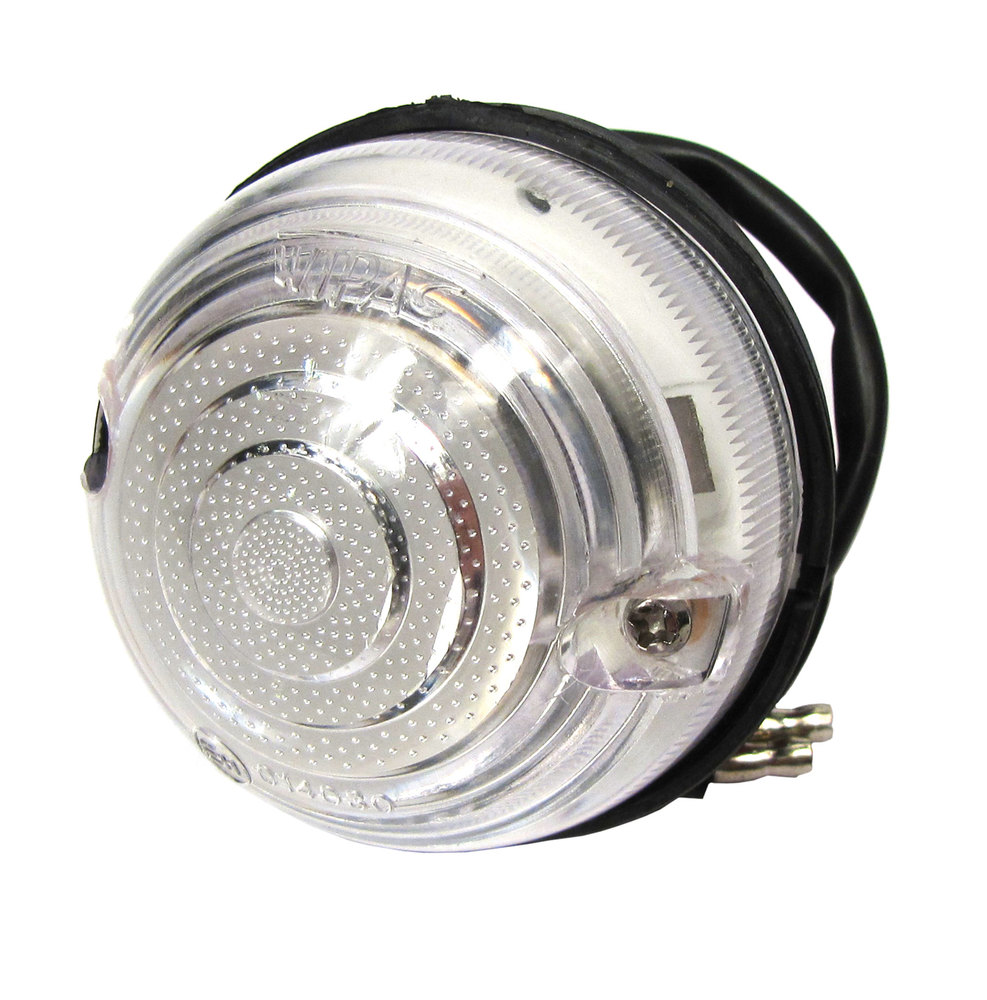 Lamp Assembly : Front Conical Clear