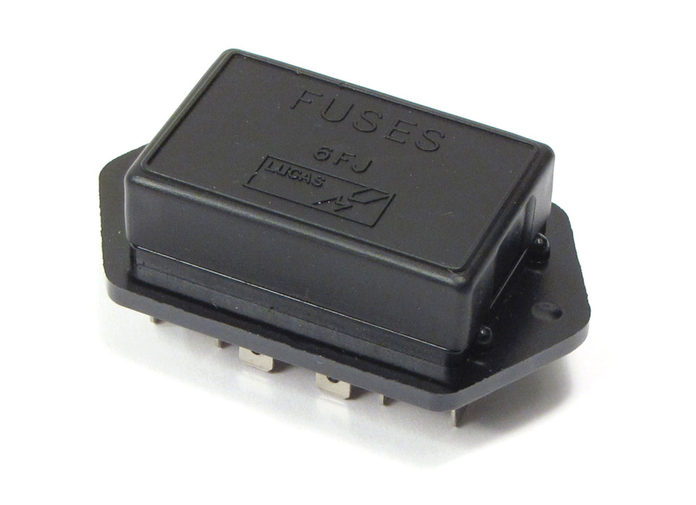 Fuse Box Assembly For Land Rover Series 3, 1971 - 1974