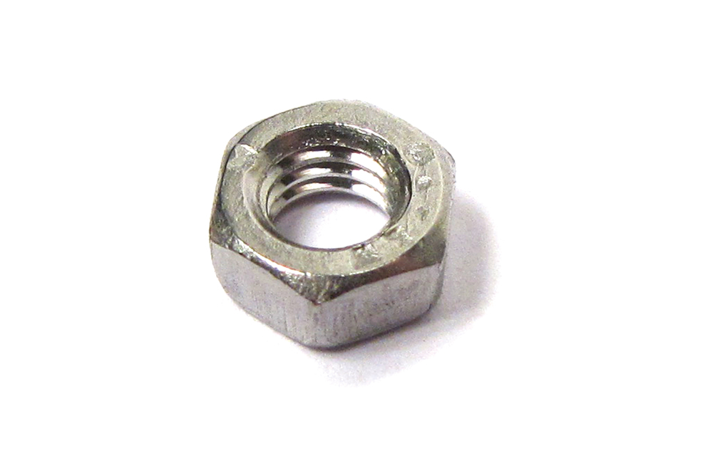 Nut Hex M5 X .08 Stainless