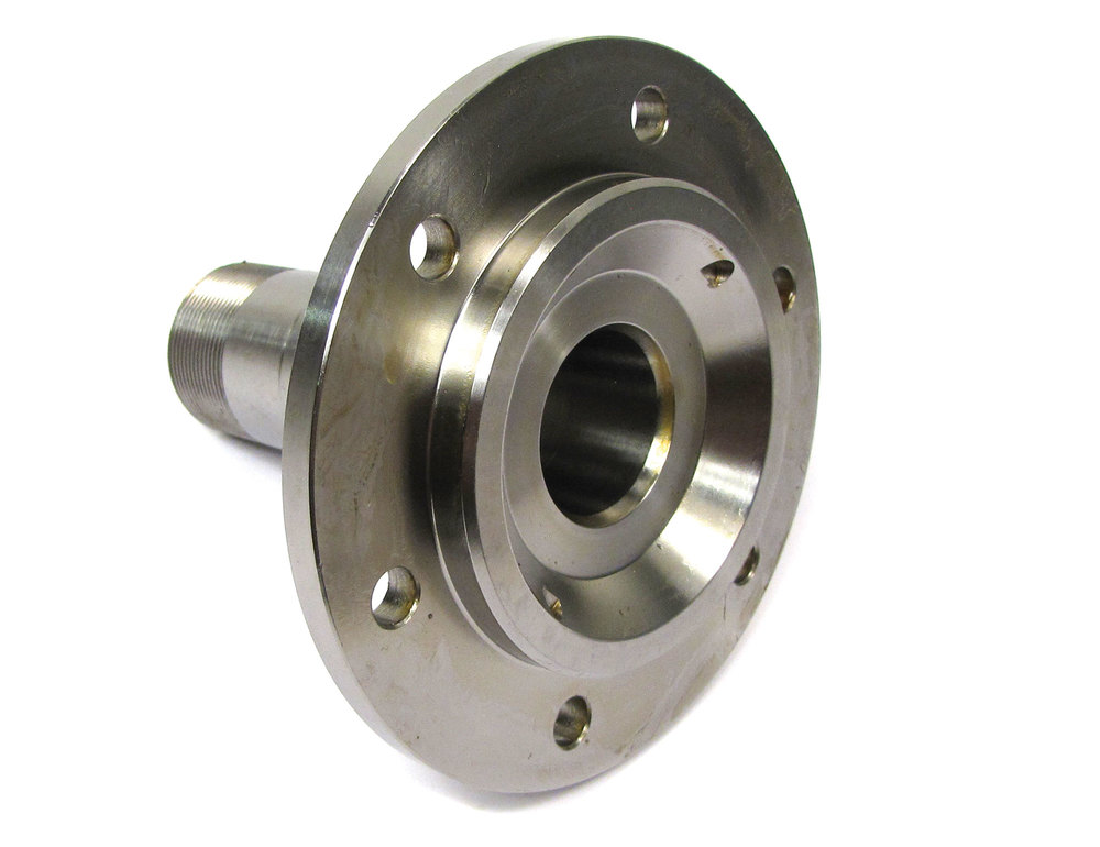 Stub Axle Assembly, Front Spindle, For Land Rover Series 2, 2A And 3