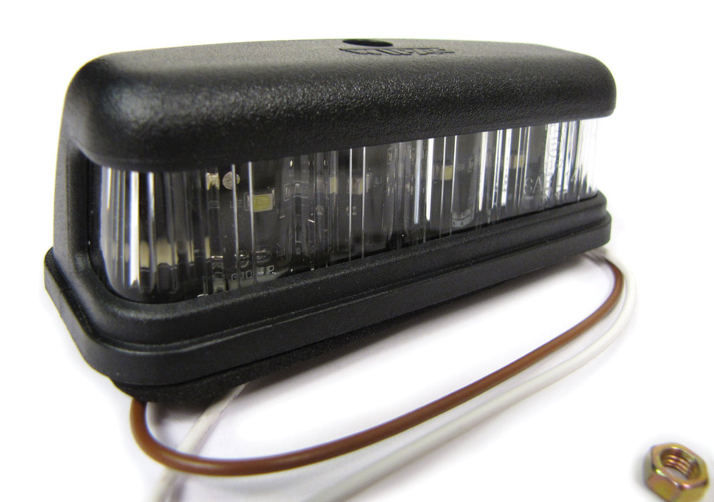 License Plate Light Assembly