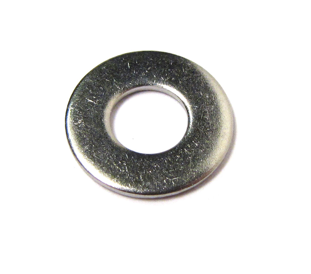 Flatwasher 1/4 Stainless