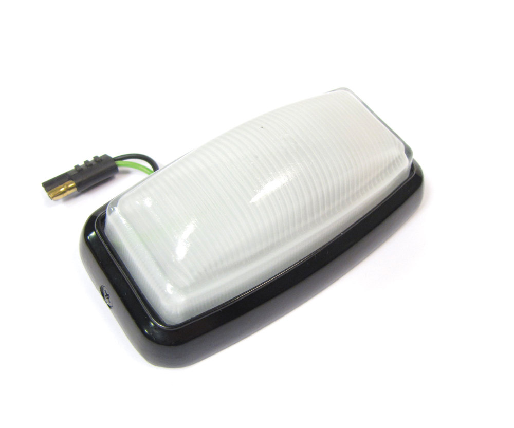 Glass Lens For Dome Lamp In Land Rover Series II/IIA And III