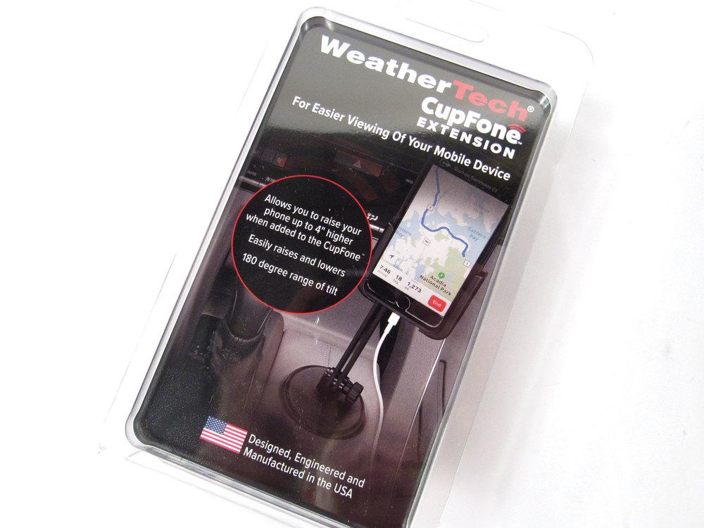 WeatherTech CupFone Extension
